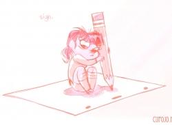 jd-sigh_pencil_paper